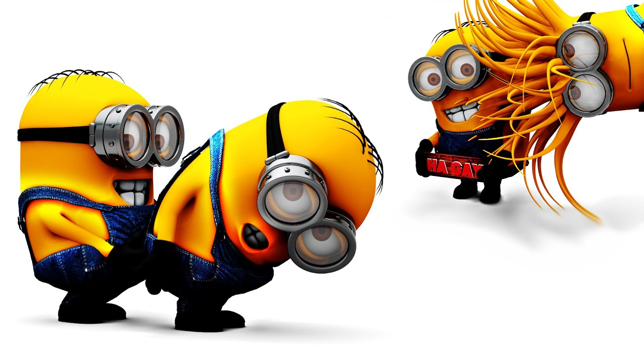 Minion sex exploited images