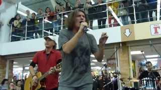 Скрябін - Говорили і курили ( Київ, Даринок  20.10.2013 )