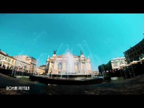 Lviv | Timelaps | Energy Production | 2015