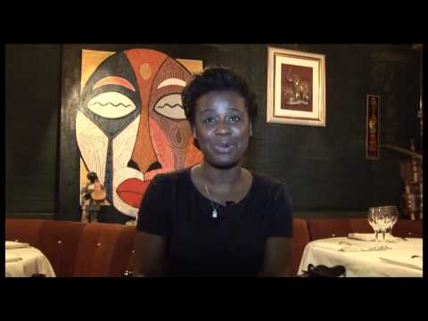 Charlotte Dipanda winner SONNAH AWARDS best female artist 2013 acceptance speach