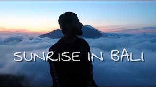 SUNRISE IN BALI | BALI VLOG EP 2 | FT. NFS |