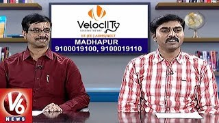 Preparation And Exam Pattern Of IIT | Velociity IIT Academy | Career Point