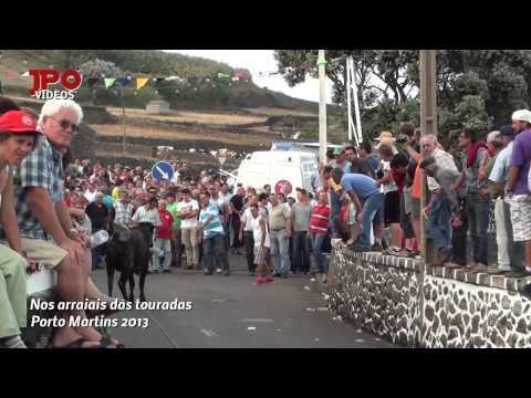 Nos arraiais das  touradas, Porto Martins 2013- De João Oliveira