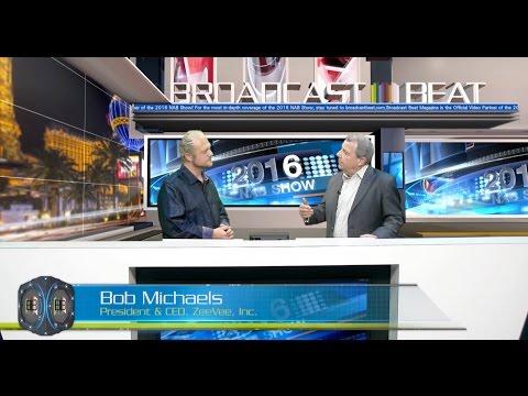 ZeeVee's Bob Michaels on RF & IP Video Distribution: Pre-NAB Show Interview