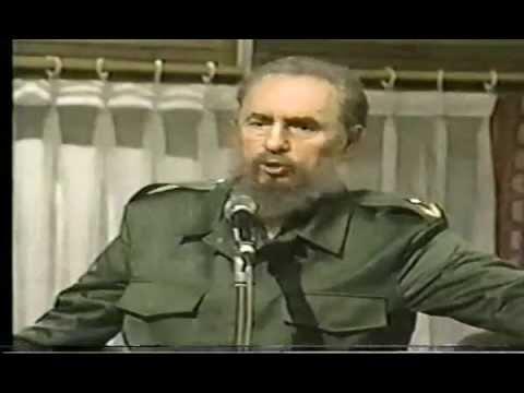 El Comediante en Jefe Fidel Castro Parodia Chistes Comedia del comandante