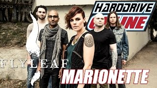 Flyleaf performs Marionette acoustic in hardDrive Studios