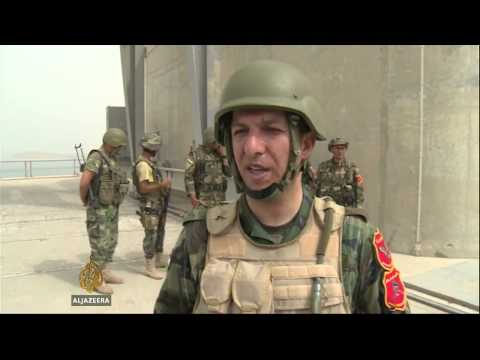 Peshmerga forces take Mosul dam in Iraq
