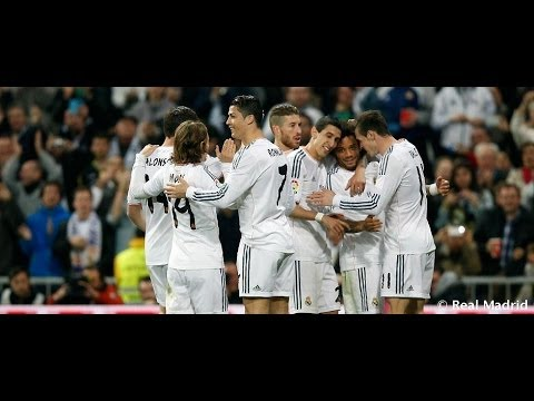 Extra Time: Real Madrid 3-0 Levante Review