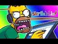 Skribbl.io Funny Moments - Nogla Wastes $1000 Dollars!