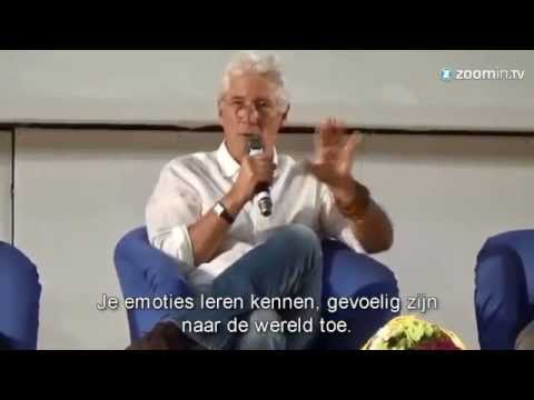Richard Gere: Leer je eigen emoties kennen