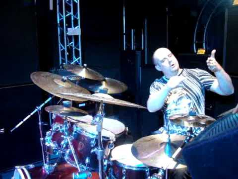 Мастер-класс для барабанщиков ( фрагмент 4)
