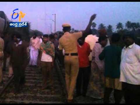 Kanyakumari Bangalore Island Express Derails In Tamil Nadu, 10 Injured