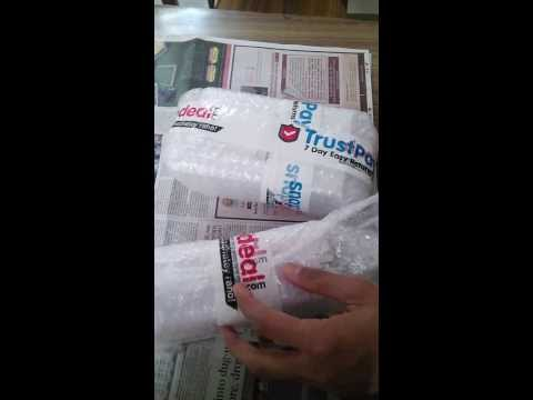 Snapdeal services Review for Packaging & delivery. Score: 10/10