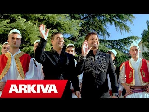Meda - Sinan Hoxha ft. Seldi - Kuq e Zi (Official Videoclip || HD 1080p)