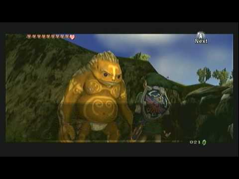 Legend of Zelda Twilight Princess Walkthrough 12 (2/5)