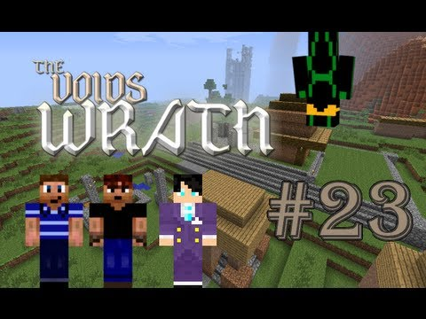 The Voids Wrath Ep. 23 - Killing the Wildlife (Minecraft Mod Pack)