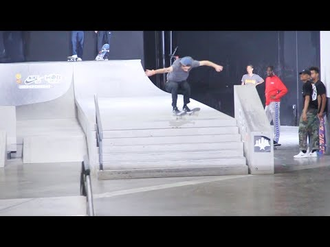 Tyson Bowerbank Damn Am LA 2018 Finals Highlights