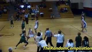 Women Basketball Crossovers Compilation Part 1
