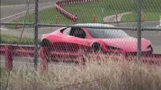 Tesla Roadster 2020 spied on Race Track !!