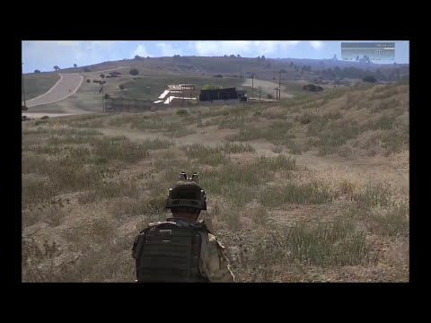 ArmA 3 - When MCC meet Zeus - Full 3D editor