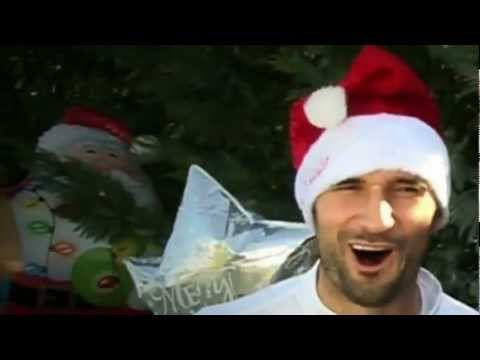 'Oh oh oh Merry Christmas Oh oh oh!' Mirko Vucinic