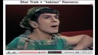 Star Trek Flamenco Fusión