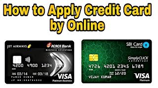 How to Apply for a Credit Card Online 6.47 MB