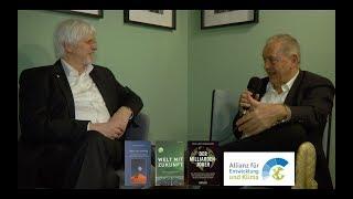 Philosoph Klaudius Gansczyk im Gespräch mit Professor Dr. Franz Josef Radermacher