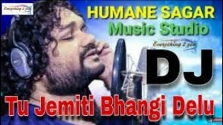 Tu jemiti bhangi delu Mo Hrudaya    2019 new human Sagar sad love (vaibret mix) dj song