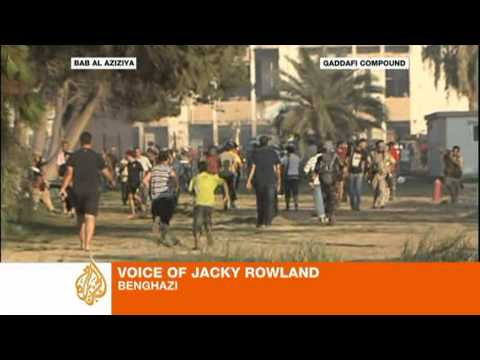 Jacky Rowland reports on developments in Libya
