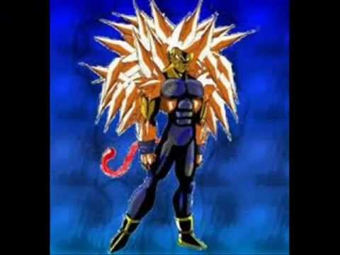 Goku fases 1 a 15 Vegeta fases 1 a 5 Broly ozauro Goku y Baby...