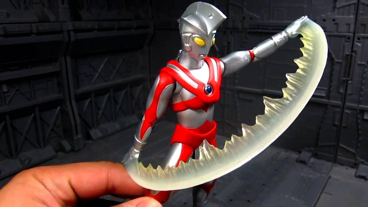Ultraman Jonias Ultra Act Ultra Act Ultraman Ace Review