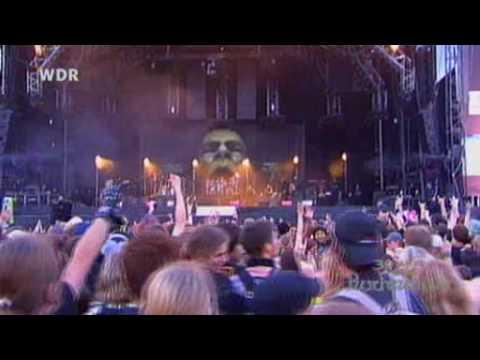 Korn - Blind Live