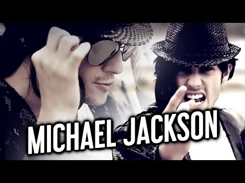 Michael Righini Balla Come Michael Jackson !!! video