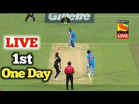 LIVE: India vs Australia 1st ODI Live 2019 | India vs Australia 1st One Day Match Live 2019 |