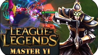 DURCHGEDREHT IM WUJU STYLE! MASTER YI JUNGLE | League of Legends Gameplay deutsch