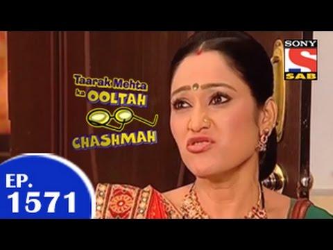 Taarak Mehta Ka Ooltah Chashmah - तारक मेहता - Episode 1571 - 25th December 2014 video