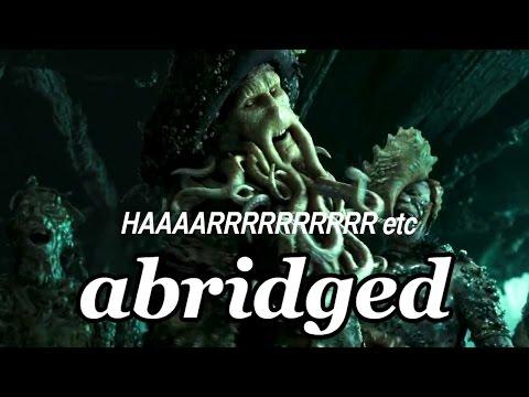 Pirates Of The Caribbean Quadrilogy: Abridged! video