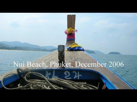 Nui Beach Phuket December 2006
