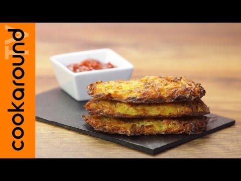 Rosti di patate | Video veloce