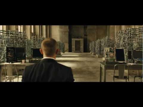 《007:空降危機》全新兩分鐘預告登場