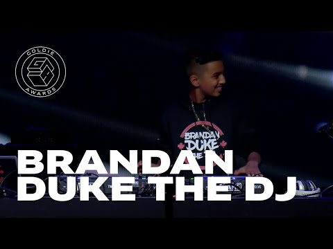 Goldie Awards 2018: Brandan Duke The DJ - DJ Battle Round 1 Performance