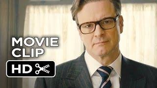 Kingsman: The Secret Service Movie CLIP - Bar Fight (2015) - Colin Firth Movie HD