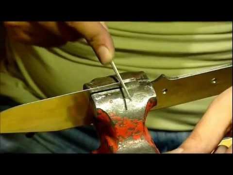Как сделать выборку на ноже 156