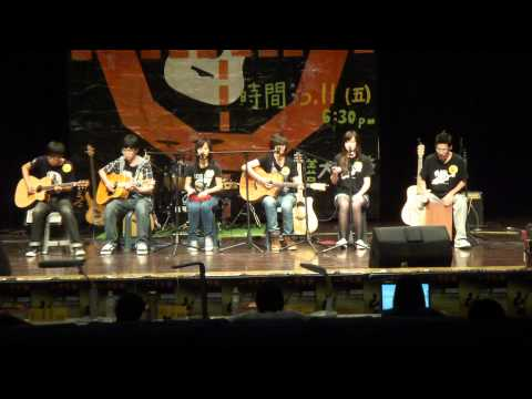 Panic! At The Disco - The Ballad of Mona Lisa ACOUSTIC COVER BY 中國醫弦情吉他社