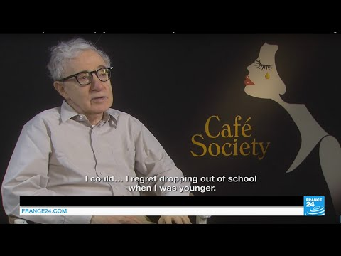 "Cannes 2016 - Woody Allen: ""I have so many regrets I don't know where to begin"""