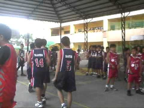 INTRAMUAL WEEK JANUARY 2, 2011 AT ST JOHN THE BAPTIST CATHOLIC SCHOOL