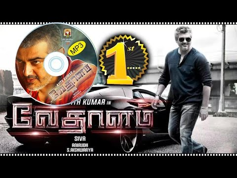 Ajith Vedhalam Music Stood No.1 in South Indian Movie Industry - South Focus