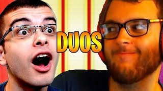 DUOS WITH NICK EH 30 - FORTNITE BATTLE ROYALE