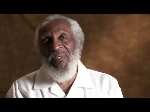 Dick Gregory on meeting Dale Brown